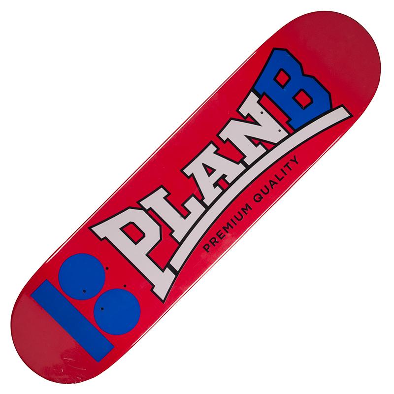 Buy Plan B Skateboards Deck KTFO Team at Skate Pharm