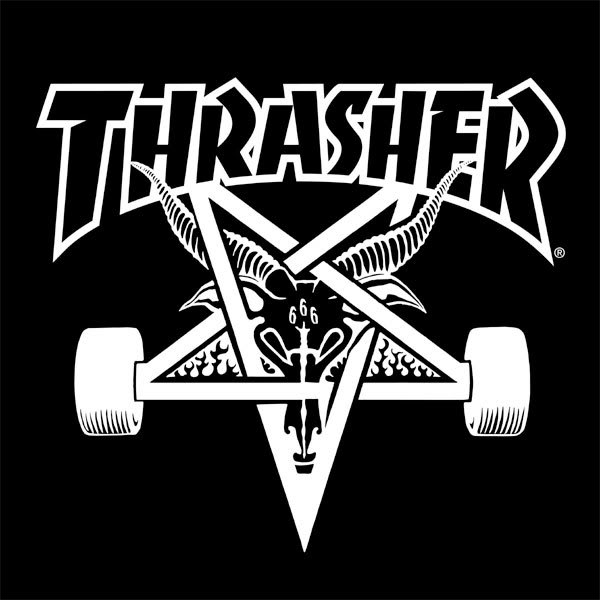 Thrasher Magazine Clothing Accessories At Skate Pharm Shop